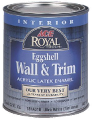 Trim Tint Base - Ace Royal Touch Eggshell Latex Wall & Trim Tint Base