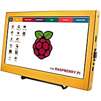ELECROW 1920X1080 HDMI PS3 PS4 Xbox360 1080P LED Display Monitor for Raspberry Pi 3/2B/B+/A+ (RPI 11.6 inch)