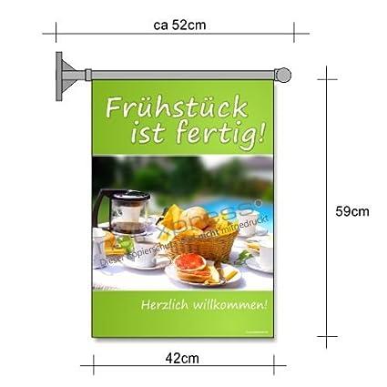 Bandera para Frühstücks-werbung A2 Bandera Desayuno ...