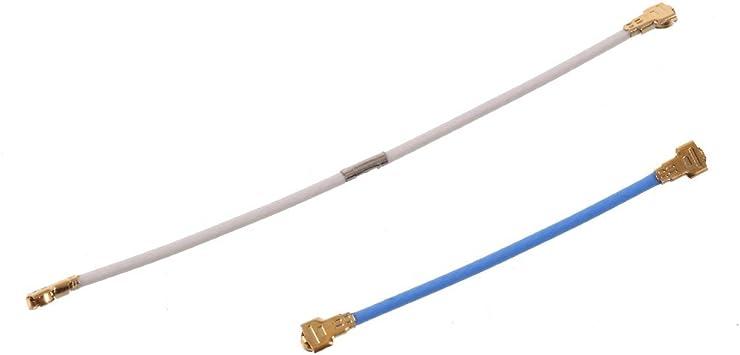 Kit de Cables de Repuesto (Azul/Blanco) recepción señal ...