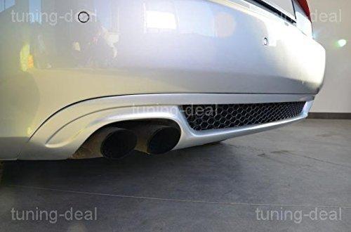 A5 8T Coupe Diffusore posteriore S-Line Look (Doppio tubo End di sinistra) nicht zutreffend