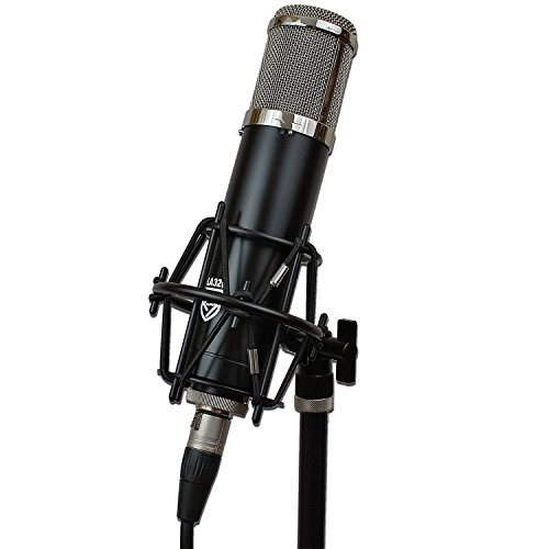 Lauten Audio Series Black - - Vacuum Pattern Microphone Tube Condenser