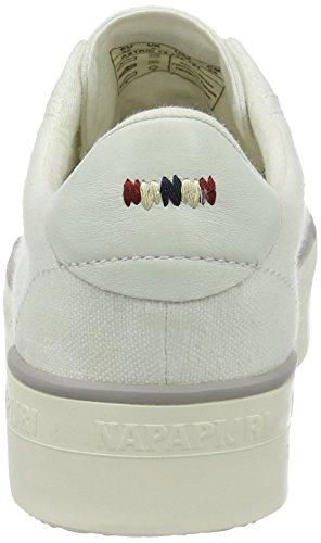 Scarpe Napapijri Damen Astrid Sneakers Weiß (bianco Brillante)