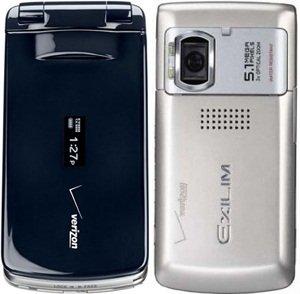 amazon com verizon casio exilim c721 no contract 3g cell phone rh amazon com Casio Exilim Camera Manual Casio Exilim Ex S10 Manual