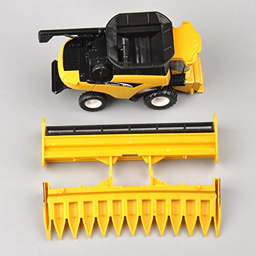 ZIETNAL Diecasts & Toy Vehicles - Holland CR960 Combine Harvester 13595 1/64 Scale Yellow Alloy ABS Agricultural Vehicles Collections Toys for ldren 1 PCs