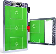 Champion Sports Lacrosse Coach Game Strategy Marker Clipboard