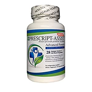 Prescript-Assist -60Capsules ( with pea protein )