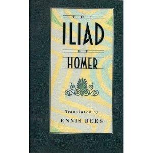 Book cover for The Iliad