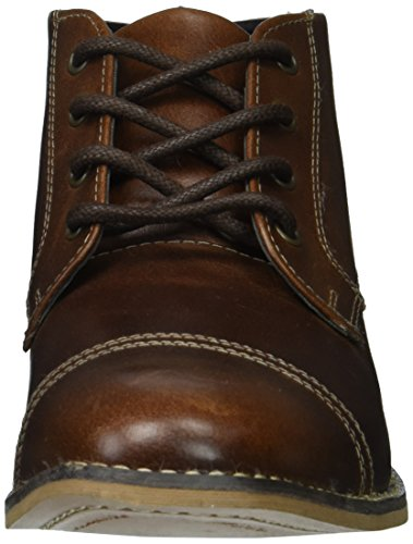 Kenneth Cole Reazione Mens Kirve Chukka Boot Marrone