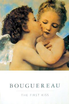 The First Kiss by William Adolphe Bouguereau Art Print 24 x 36