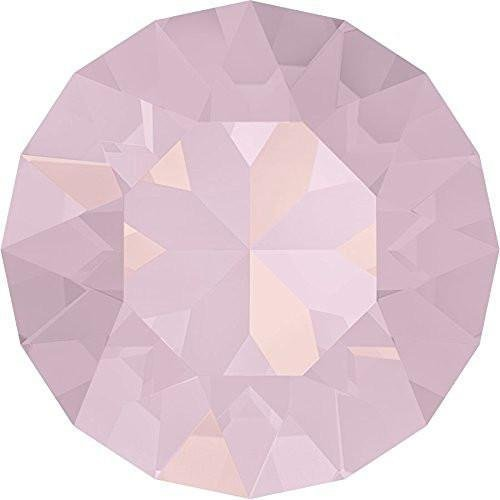 1028 & 1088 Swarovski Chatons & Round Stones Rose Water Opal | SS29 (6.25mm) - Pack of 25 | Small & Wholesale Packs | Free Delivery (Swarovski Chaton Rose)