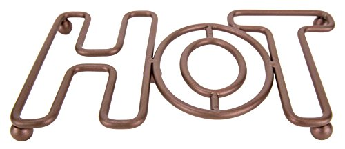 Check Out This Home Basics Amsterdam Collection Decorative Cast Iron Trivet For Kitchen Or Dining Ta...