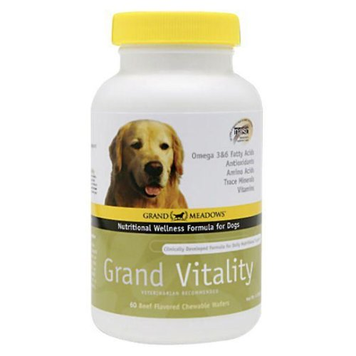 Grand Vitality K-9 – 60 count, My Pet Supplies