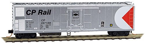 Micro-Trains MTL N-Scale 51ft Mechanical Reefer Canadian Pacific/CP Rail #287188