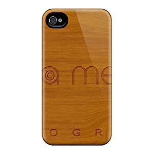 iphone6 iphone 6 Back phone carrying skins series Protection Look Luna Messi Photography Wood Textures