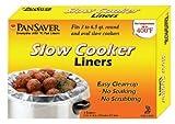 roasting liner - PanSaver Slow Cooker Set of 4 Liners per Box