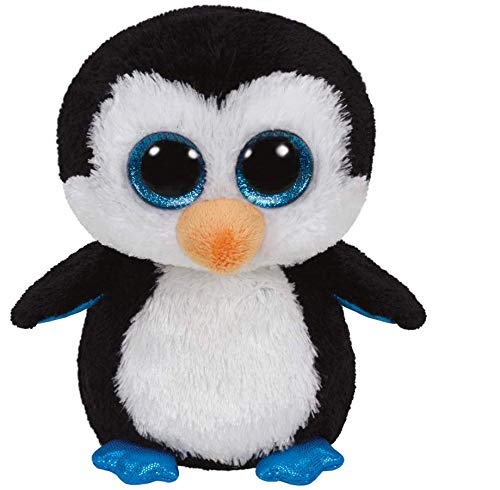Ty Beanie Boos - Waddles - Penguin ()