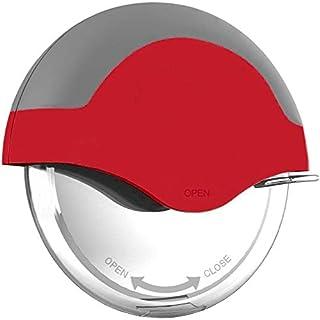 Pizza Wheel Cutter | Handheld Stainless Steel Pizza Cutter | Super Sharp & Easy to Clean | Smart Kitchen Gadget