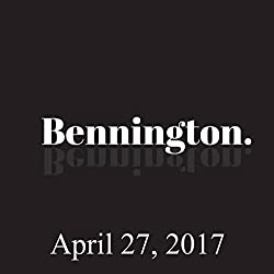 Bennington, Pamela Adlon and Joe List, April 27, 2017