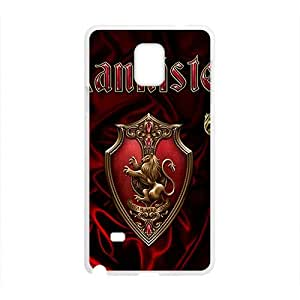 QQQO game of thrones lannisters Hot Sale Phone Case for Samsung Note 4