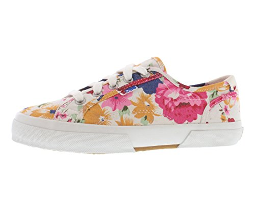 Skechers Sport LE Club Tropical Fashion Sneaker White