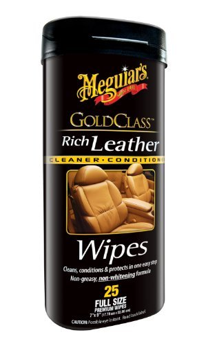 Gold Class Leather Wipes ()