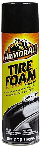 Armor All Tire Foam, 20-oz.