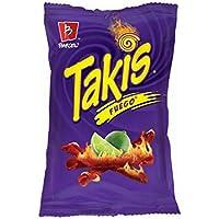 Takis Fuego Big Bag - 280 gram