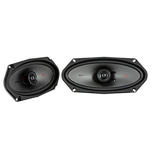 "Kicker KSC41004 KSC4100 4x10 Coax Speakers with .5"" tweeters 4-Ohm"
