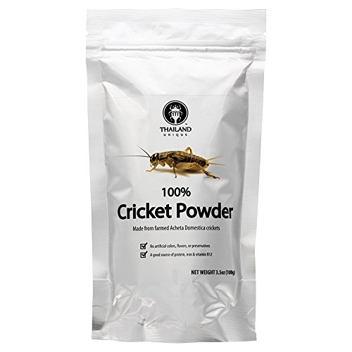 Cricket powder made of 100% Cricket (.22 lb) (Cricket Powder Protein)