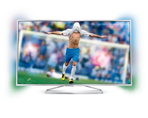 Philips 40PFK6609/12 102 cm (40 Zoll) Fernseher (Full HD, Triple Tuner, 3D, Smart TV)