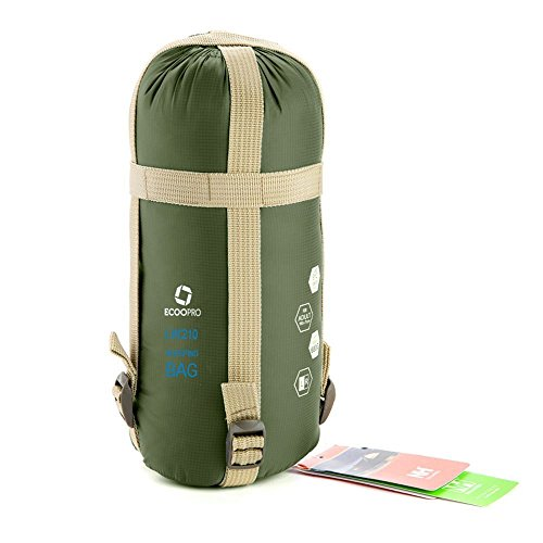 ECOOPRO Warm Weather Sleeping Bag product image