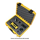 The Amazing Quality FLIR Rigid Camera Case f/First Mate Cameras & Accessories - Yellow