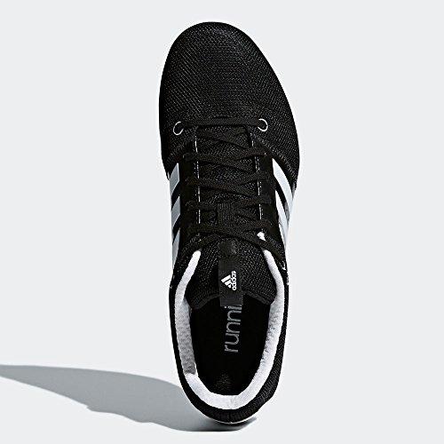 adidas Unisex-Kinder Allroundstar Leichtathletikschuhe Schwarz (Cblack/Ftwwht/Ftwwht Cblack/Ftwwht/Ftwwht)