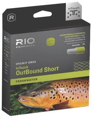 RIO InTouch Fresh Water Outbound Short WF8F/I Gray/Ivory/Green