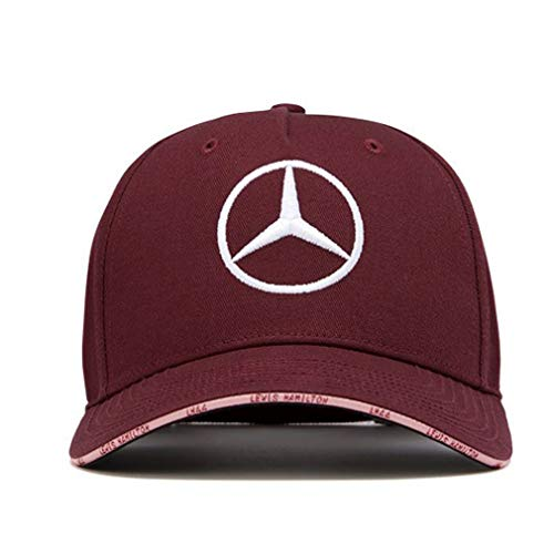 b239785f3e1 Mercedes AMG F1 Driver Lewis Hamilton Singapore Limited GP Cap Official 2018