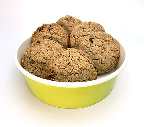 Pipini Cookie Basket – Vegan, Gluten Free, Sugar Free, Grain Free – 24 Cookies (Chocolate Chip)