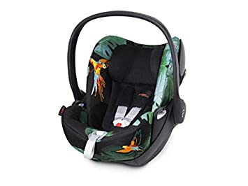 Cybex Silla de Auto Cloud q Birds of Paradise Multicolor ...