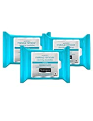 Neutrogena Hydrating Makeup Remover Cleansing Facial Towelett...