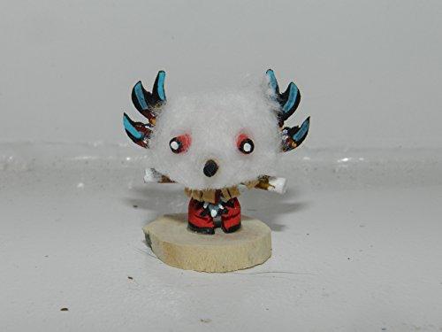 Miniature Masked Owl Kachina (Doll Owl Kachina)
