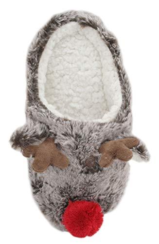 Pantofole Slumberzzz Marrone Slumberzzz Donna Pantofole Donna Marrone Brown wxqzOU