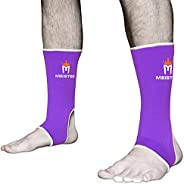 Meister Muay Thai MMA Ankle Support Wraps (Pair)