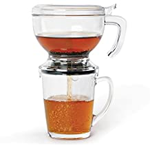 Zevro KCH-06065 Simplissa Tea-Direct Immersion Brewing System for Tea