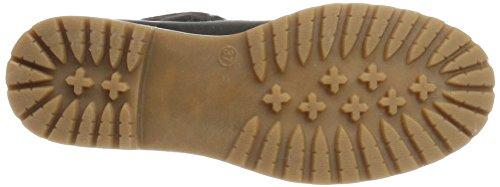 Jane Klain 262 241, Rangers Boots Femme, Violett Noir (Black 002)