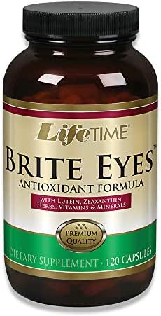 Lifetime Brite Eyes Antioxidant Formula 60 Servings