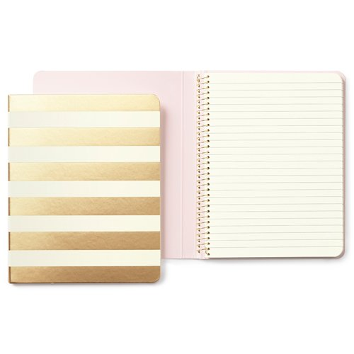 Kate Spade New York Wire bound Notebook (825466935785)