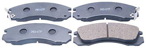 Mitsubishi - Front (Disc Brake) Pad Kit - Oem: (Mitsubishi Metal Front Brake Pad)