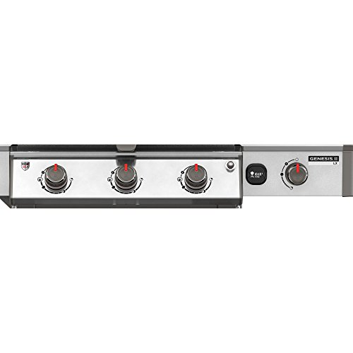 Weber Genesis S  Natural Gas Grill Reviews