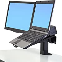 Ergotron WorkFit Single HD Monitor Kit (97-907)