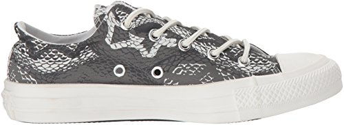 Converse unisex Negro Hi Blanco All Star Zapatillas ZwqZr87O